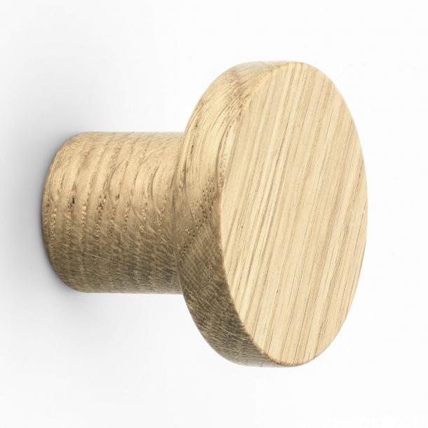 Møbelknop - Egetræ - KNOPP CIRCUM - 48 mm