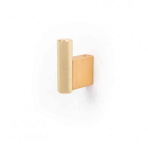 Beslag Design Clothes hanger - Brass - Model Graf