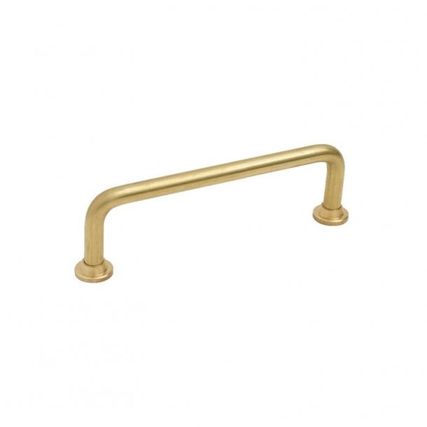 Furniture Handle - Polished brass - Model 1353 - cc87 mm