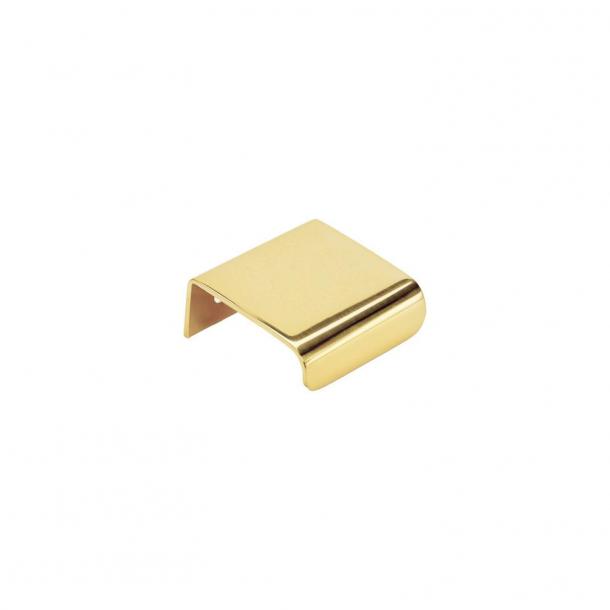 Kopi af Furniture Handle - Brass - Model LIP - 200 mm