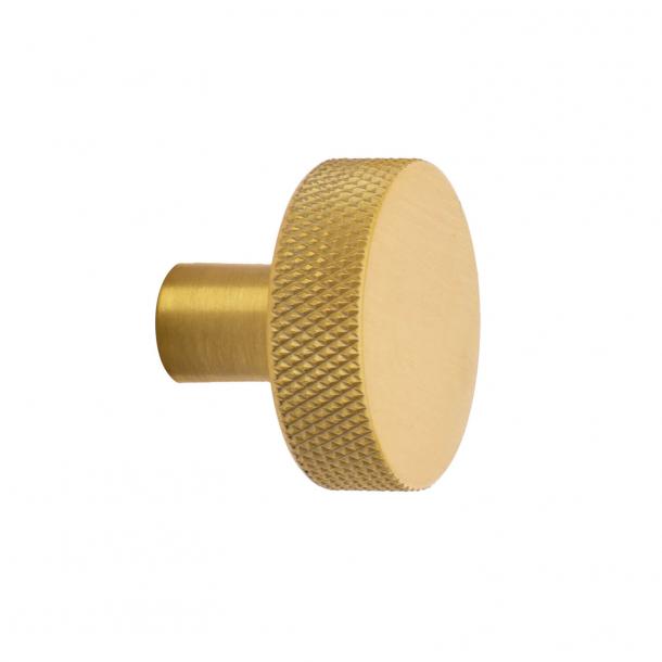 Uchwyt meblowy FLAT - Mosiądz szczotkowany - 32 mm - 309162-11