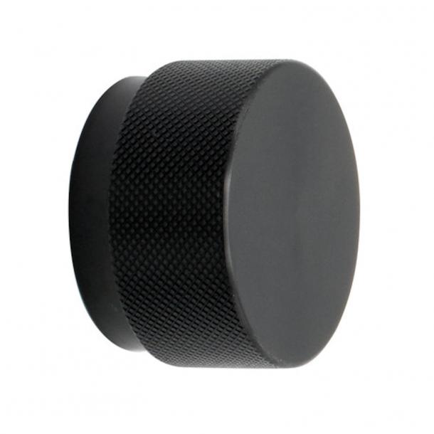 Cabinet knob GRAF BIG - Black - 50x30 mm