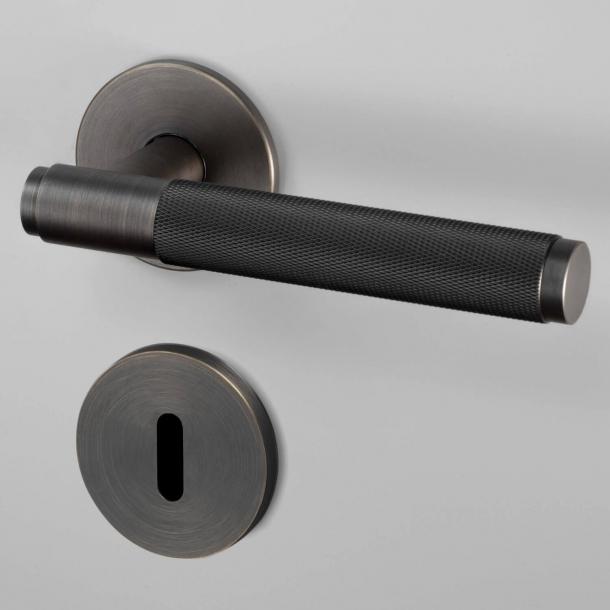 Buster+Punch Dörrhantag & Nyckelskyltar - Industridesign - Interiör - Rökt brons