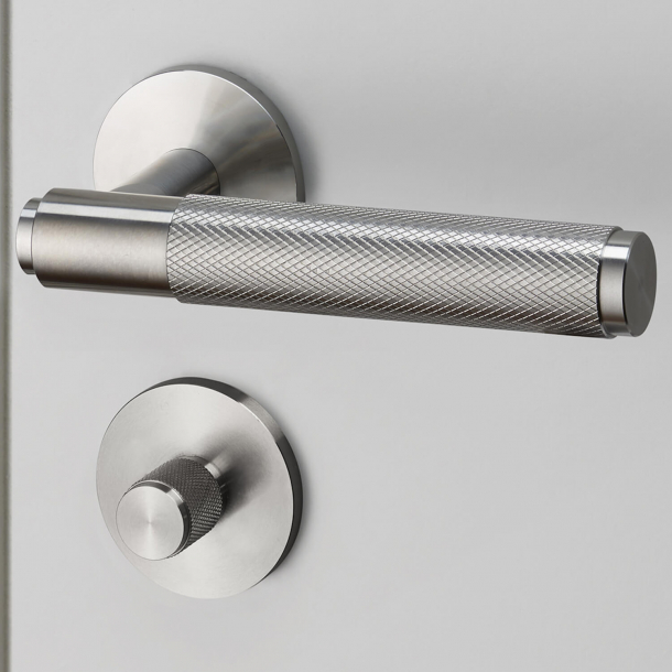 Buster+Punch Door handle & Privacy lock - Industrial design - Interior - Steel