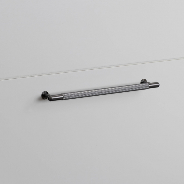 Buster+Punch Pull bar - LINEAR - Gun Metal - 250 mm
