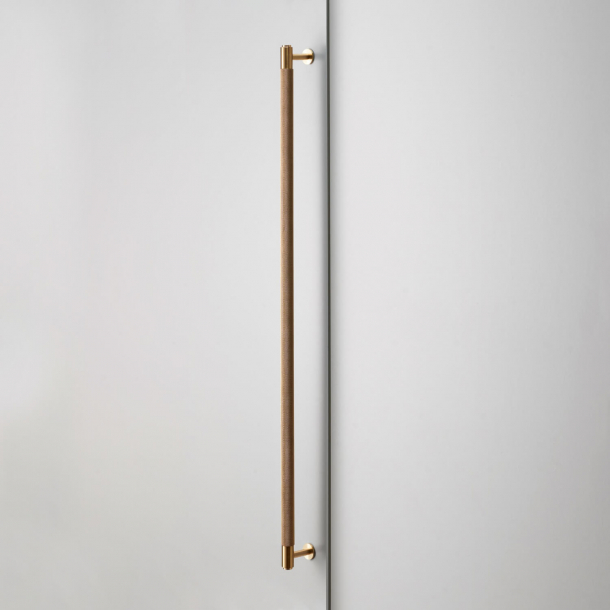 Buster+Punch Pull handle - Brass - Model CROSS