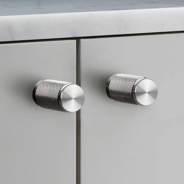 Buster+Punch Möbelknöpfe (2 Stück) - Stahl - 20x34 mm