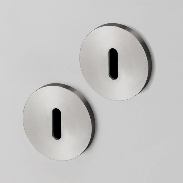 Buster+Punch Schlüsselschild - Industrielles Design - Innere - Stahl - cc27mm