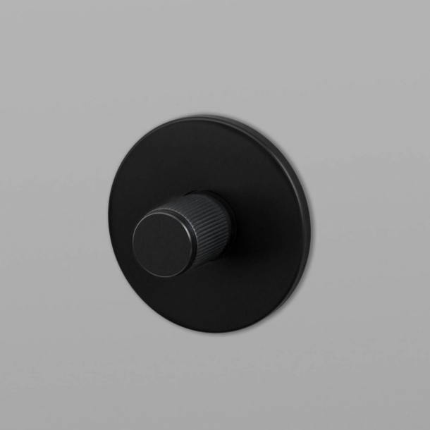 Buster+Punch Toiletbesætning - Sort - Model LINEAR - 27, 38 og cc41,5mm
