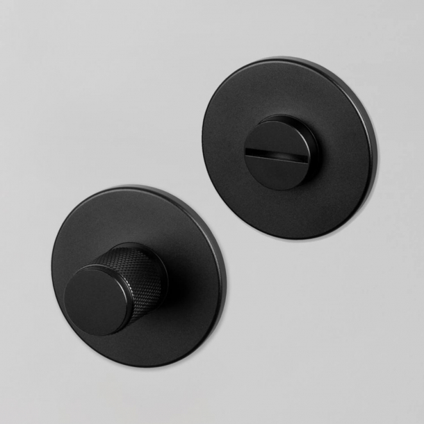 Buster+Punch Thumb turn lock - Industrial design - Interior - Black - cc27mm