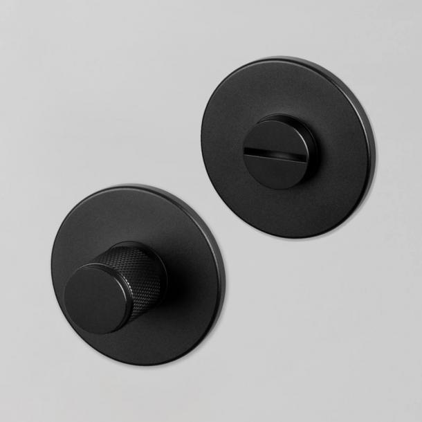 Buster+Punch WC-Rosette - Industrielles Design - Innere - Schwarz - cc27mm