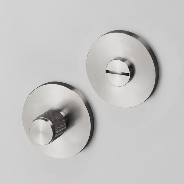 Buster+Punch Thumb turn lock - Industrial design - Interior - Steel - cc27mm