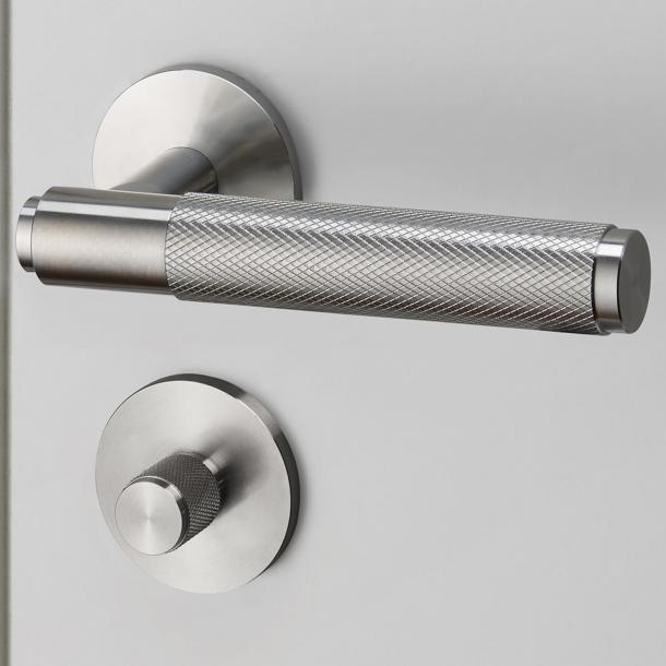 Buster+Punch Door Handle & Toilet Crew - Industrial Design - Steel - cc38mm