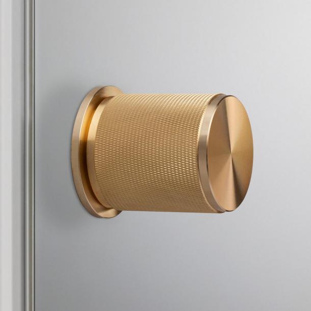 Buster+Punch Door knob - Industrial design - Brass - cc30/38 mm