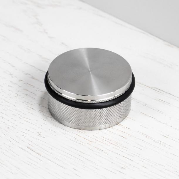 Buster+Punch Door stop - Floor - Steel - ø50mm