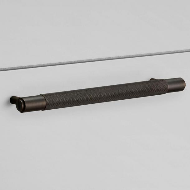 Buster+Punch Pull bar - Industrial design - Smoked bronze - 160 / 260 / 360 mm