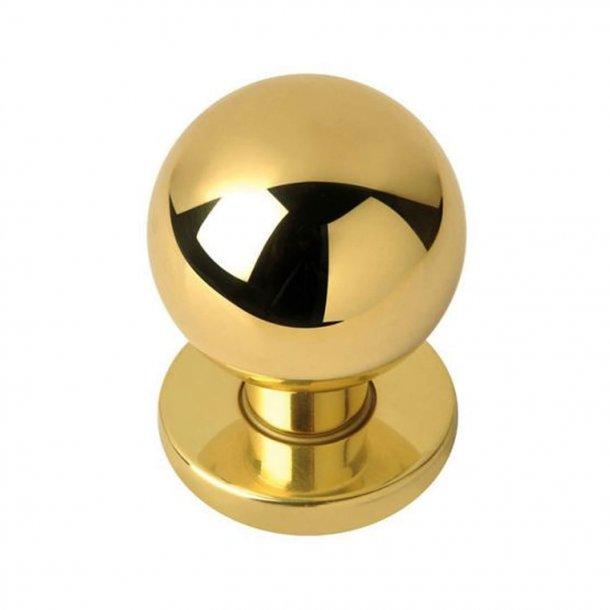 Door Knob Brass, 50 mm Model SFERA