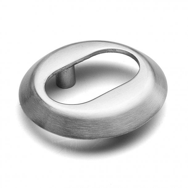 Cylinderring - Udvendig - Børstet Stål - D line 6-18 mm