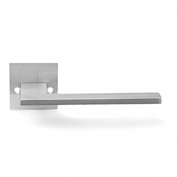 Dørgreb - Børstet stål - Schmidt Hammer Lassen - cc38mm
