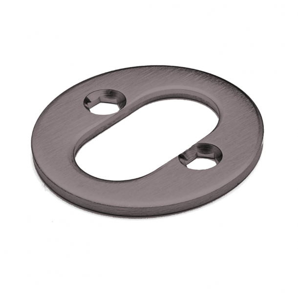 Cylinderring - Arne Jacobsen - Gunmetal - 2 mm