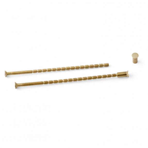 2 pcs. brass screwdrivers - M4 110 mm - TX10