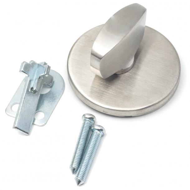 Dörrvred / Cylindervred - Borstat stål - D line - ASSA