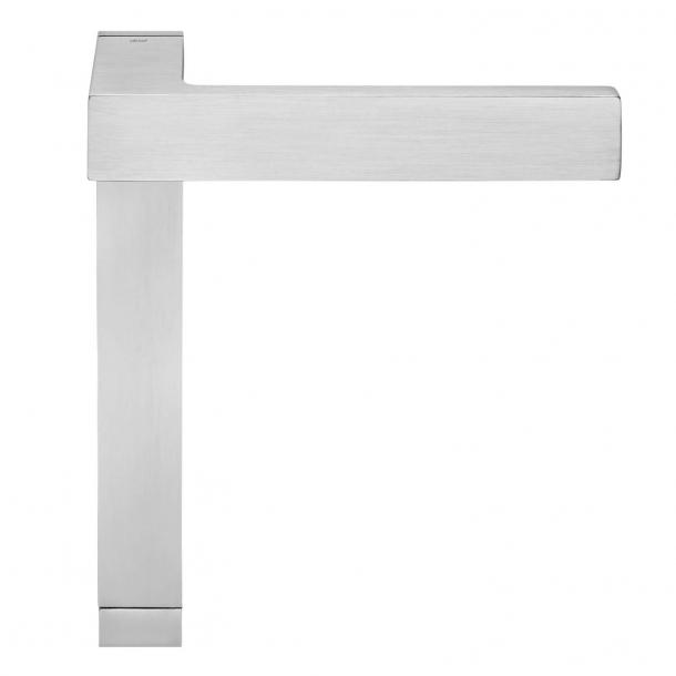 DND Door handle - Satin chrome - Alfonso Femia - Model (in) finito