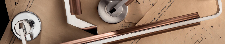 DND door handles - Modern design - Villahus