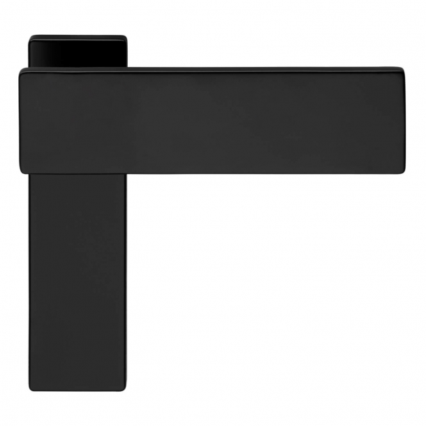 DND Door Handle - Black - Stefano Boeri Architetti - Model DUE