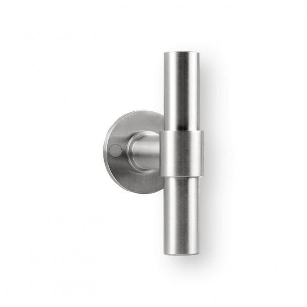 Dörrhandtag PBT20XL/50 - Borstat stål - Formani - Modell ONE - Design av Piet Boon