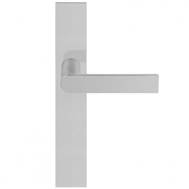 Door handle - FORMANI - ARC by Piet Boon - Satin stainless steel - PBA101P236