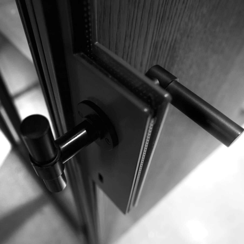 Dørhåndtag - Formani - Piet Boon - Børstet stål