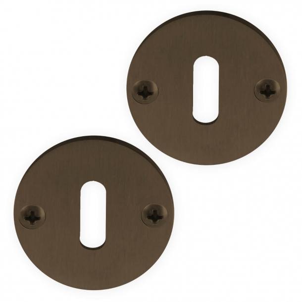 Schlüsselschild - Bronze - Formani - Modell ONE - Design von Piet Boon