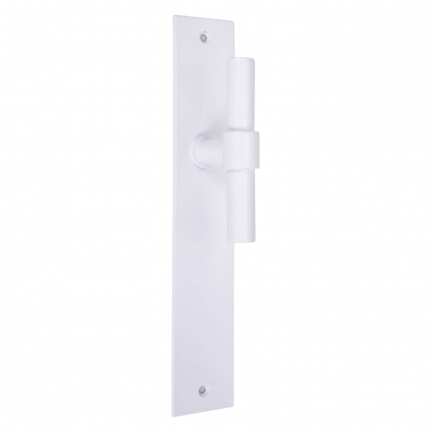 Formani Door handle - White stainless steel - Model PBT15VP236SFC -ONE by Piet Boon