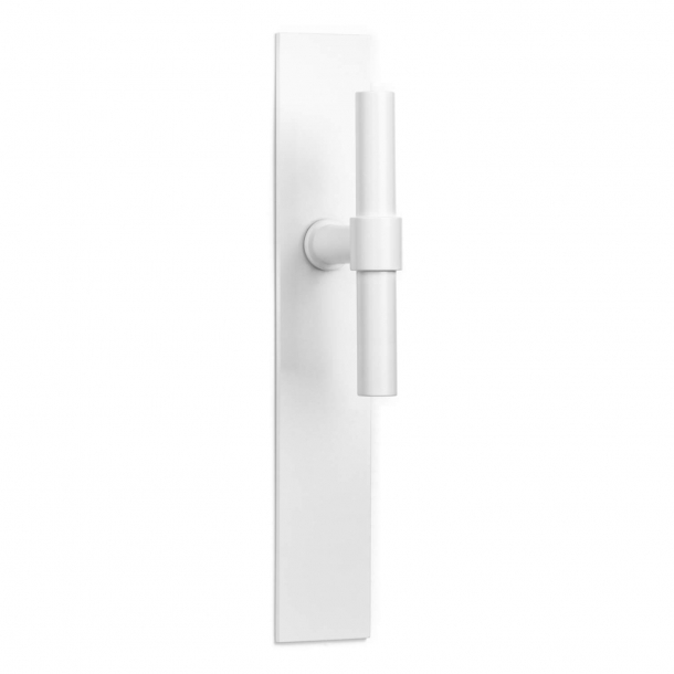 Formani Door handle - White stainless steel - Model PBT15XLP236SFC -ONE by Piet Boon