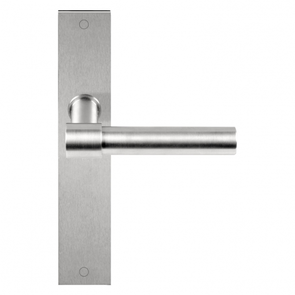 Formani Door handle - Satin stainless steel - Model PBL20XLP236SFC -ONE by Piet Boon