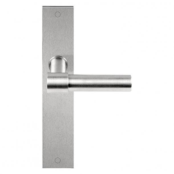 Klamka do drzwi - Stal nierdzewna satynowana - Model PBL20P236SFC - Formani ONE by Piet Boon