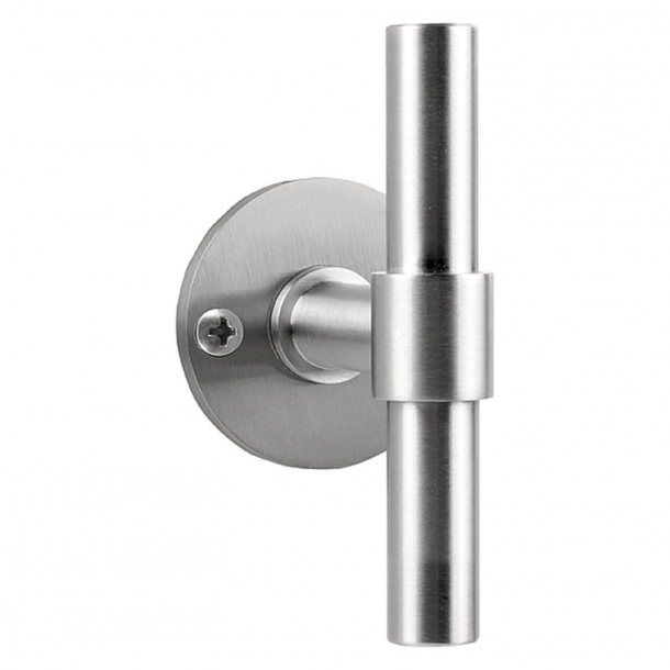 Formani Door handle - Satin stainless steel - Model PBT15V-50 -ONE by Piet Boon
