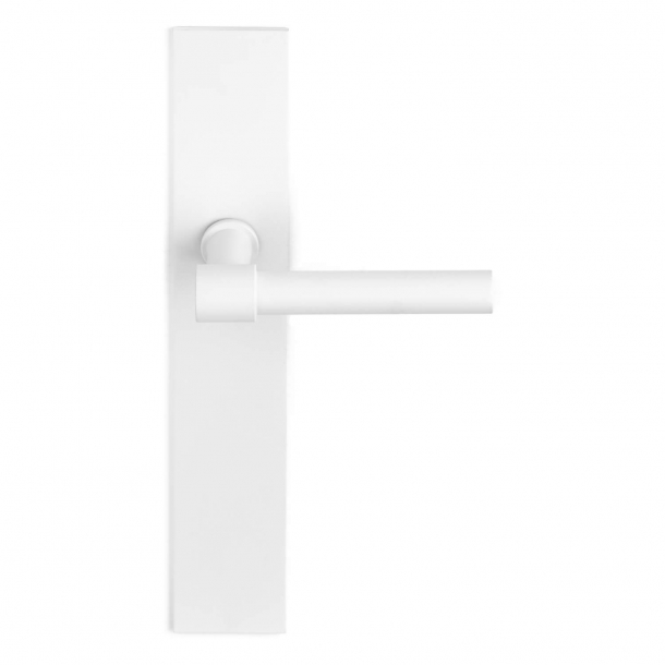 Formani Door handle - White stainless steel - Model PBL15P236SFC -ONE by Piet Boon