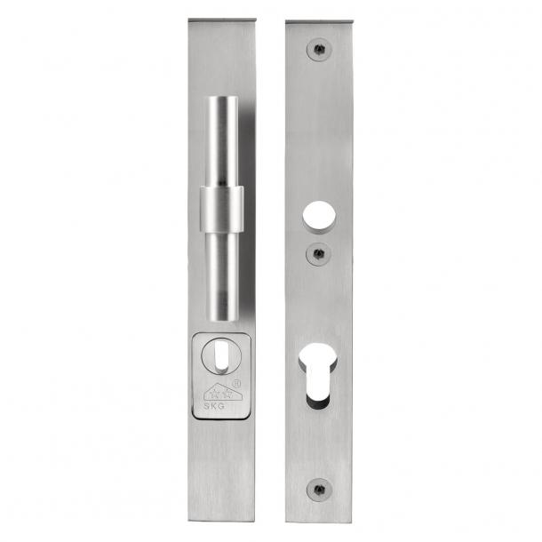 Formani Door handle - Satin stainless steel - Model PB20-28KT -ONE by Piet Boon