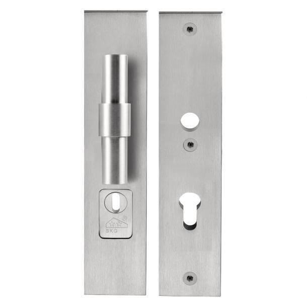 Formani Door handle - Satin stainless steel - Model PB20-50KT -ONE by Piet Boon