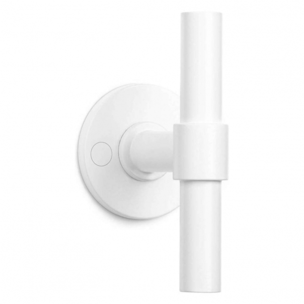 Formani Door handle - White stainless steel - Model PBT15/50 -ONE by Piet Boon