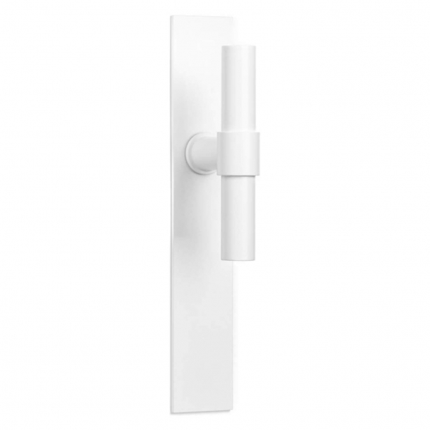 Formani Door handle - White stainless steel - Model PBT20XLP236SFC - ONE by Piet Boon