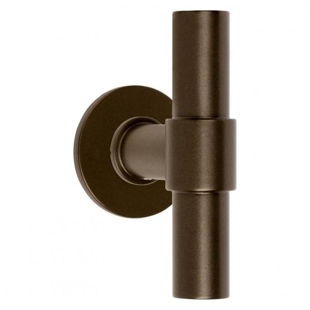 Formani Door handle - Bronze stainless steel - Model PBT100G - ONE by Piet Boon