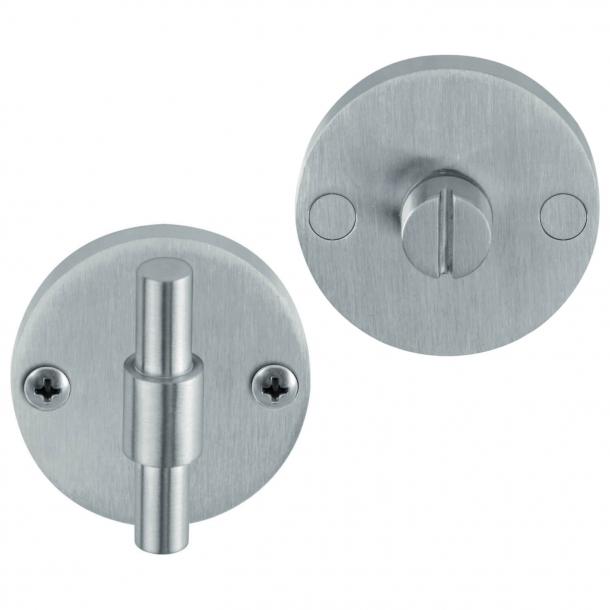 Toalettskåp - Borstat stål - Formani - Modell ONE - Design av Piet Boon