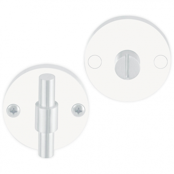 Toilettenpersonal - Weiß - Formani - Modell ONE - Design von Piet Boon