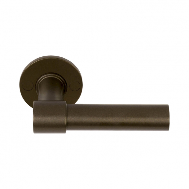 Klamka PBL20 / 50 - Czarny matowy - Formani - Model ONE - Design by Piet Boon