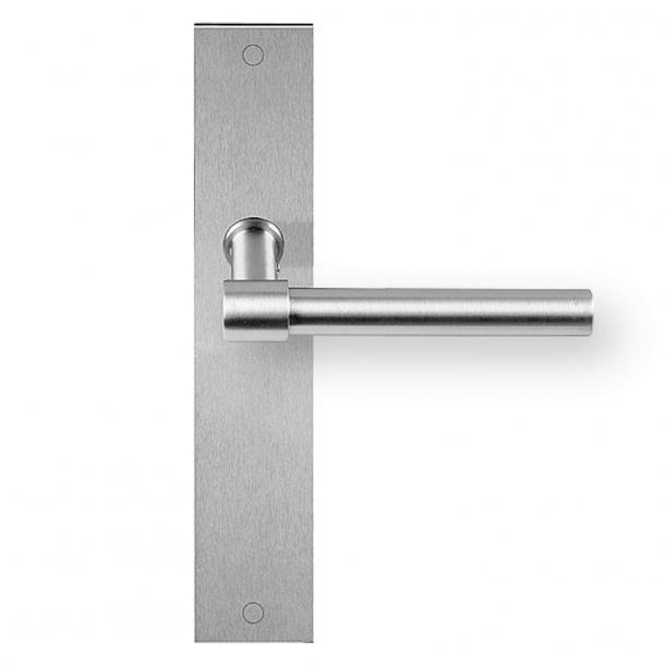 Türgriff PBL15XLP236 - Gebürsteter Stahl - Formani - Modell ONE - Design by Piet Boon