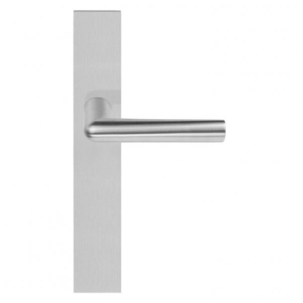 Formani Door handle - Satin stainless steel - Model PBI101P236SFC - INC by Piet Boon