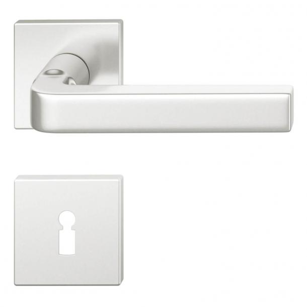 FSB Door handle - Brushed aluminium - David Chipperfield - Model 1004